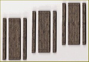 Blair-Line-014-Wood-grade-crossings-One-lane-Bahnuebergang-N-1-160-Laser-Cut-3er