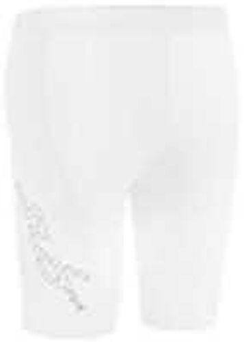 Sub Sports Damen RX Abgestufte Kompressionshose Funktionswäsche kurz weiß Base L