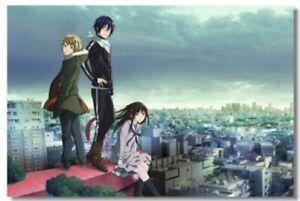 Poster Rurouni Kenshin Japan Anime Boy Room Club Wall Cloth Print 04