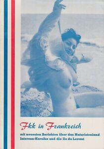 sonnenfreunde sonderheft nde Das Bild wird geladen FKK-in-Frankreich-1958-Sonnenfreunde-Sonderheft