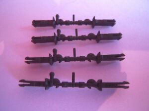 Maerklin-4x-313790-Schraubenkupplung-starre-Kupplung-ET-87-usw-NEU