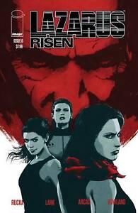 Lazarus Risen #6 Comic Book 2021 - Image