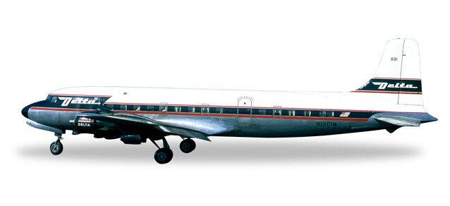 Delta Air Lines Douglas DC-6 1 200 Herpa