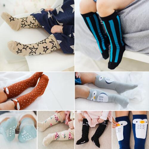 """Vaenait Baby Korea Kids Girls Boys Anti Slip Knee Socks Set 2T-7T /""""Knee Socks/"""""""