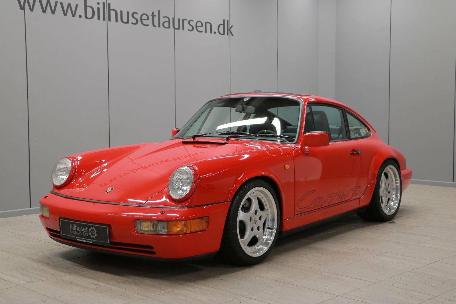Porsche 911 3,6 Carrera 4 2d - 839.900 kr.