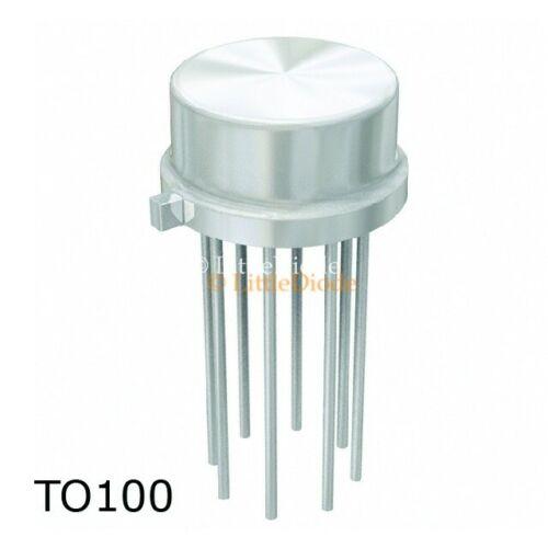 Générique TO100 marque L123H circuit intégré-CASE