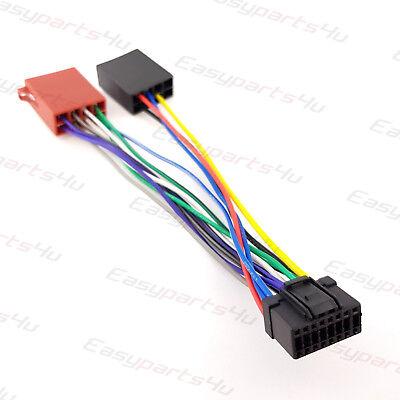 Cable adaptateur ISO pour Alpine CDM-7857RB CDM-7859RB CDM-7861R CDM-7871RM