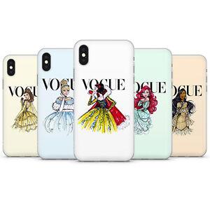 DISNEY PRINCESSES VOGUE MAGAZINE PHONE CASES & COVERS FOR IPHONE 5 ...