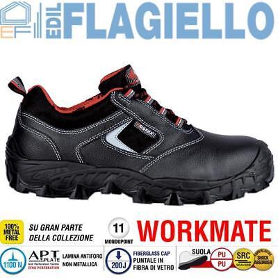 Scarpa da Lavoro Antinfortunistica Cofra GARONNE S3 SRC taglie 36 47 | eBay