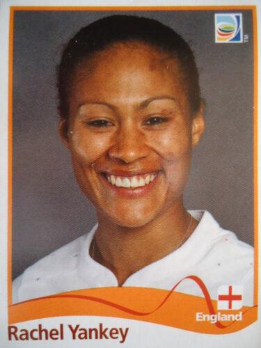 Panini 177 Rachel Yankey England FIFA Women's WM 2011 Germany