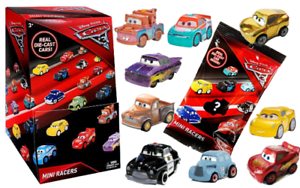 Bag Disney Cars Détails Mini Racers Sur 3 Pixar Blind Yf6ybg7v