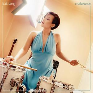 k.d. lang - makeover NEW CD - Released 28/05/2021