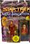 miniature 3 - New Lot of 4 Playmates Star Trek Action Figures Deep Space Nine & Generations
