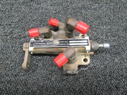 632916-2// B238404RA// K067937A Continental IO550 Fuel Selector WV