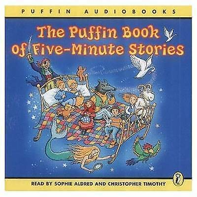 1 of 1 - Puffin Book of Five-minute Stories: Unabridged by  | Audio CD Book | 97801418030