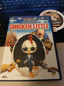 DVD WALT DISNEY ★ CHICKEN LITTLE ★ LOSANGE JAUNE N°82
