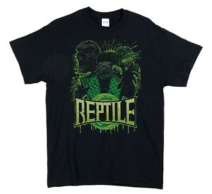 REPTILE-Mortal-Kombat-Game-Kids-amp-Adults-Gaming-T-Shirt