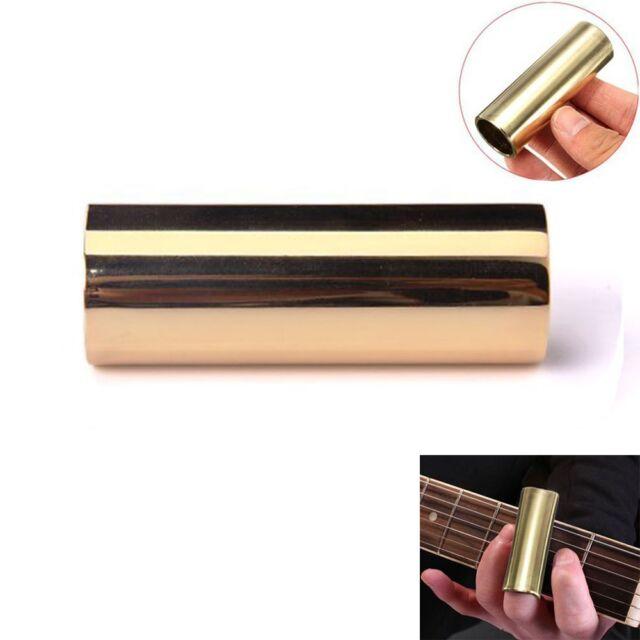 60mm Brass Guitar String Tool Finger Slide Steel Musical Instrument Accessory