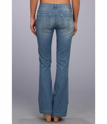 Stretch rise Mid David 'ferria' Sky Wash I New Bitton Jeans Buffalo Sz Flare 29 qI67Axwn7t