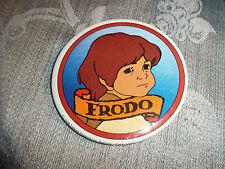 "1978 Tolkien Enterprise ""Lord of the Rings"" Ralph Bakshi ""Frodo"" 3"" Button"