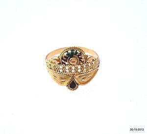 vintage 20k gold ring handmade gold jewelry eBay