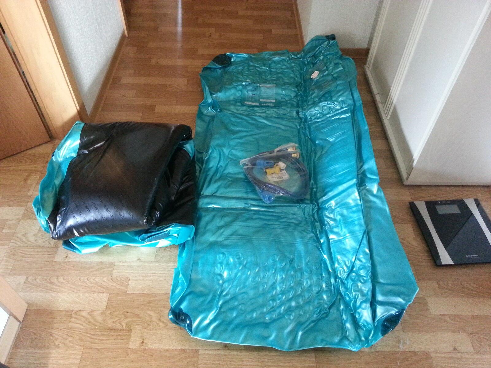 Komplettes Softside Wasserbett Badytone Comfort 5000 Neu 2m x 1,8 m