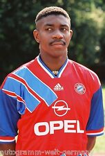 Adolpho Valencia Bayern München 1994-95 seltens Foto