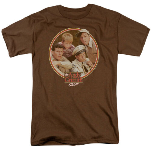 Andy Griffith Show T-Shirt Boys Club Coffee Tee
