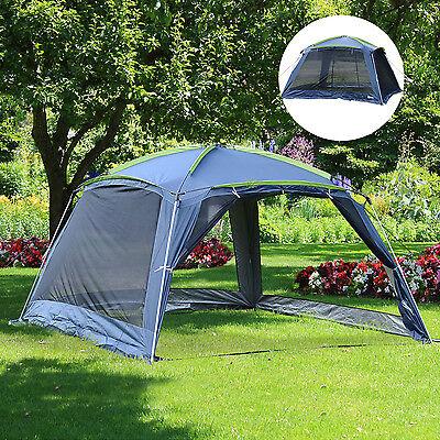 Tienda de Campaña Familiar Plegable e Impermeable para Camping para 5-8 personas