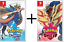 Pokemon-Sword-and-Shield-Bundle-BRAND-NEW-Nintendo-Switch-2019 thumbnail 1