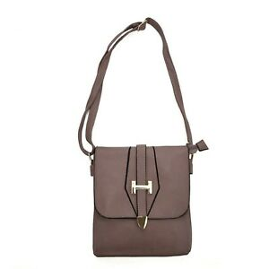 9284c443ad1b8 Ladies Leather Cross Body Bag Women s Messenger Over Shoulder ...