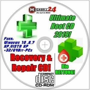 Windows Xp Reparatur Cd