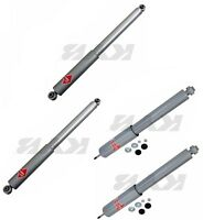 Dodge Durango 1998-2003 Front & Rear Shock Absorbers 4wd Kyb Gas-a-just on sale