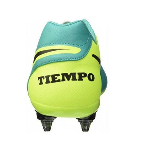 Mens NIKE TIEMPO GENIO II LEATHER SG Football Boots 819715 307