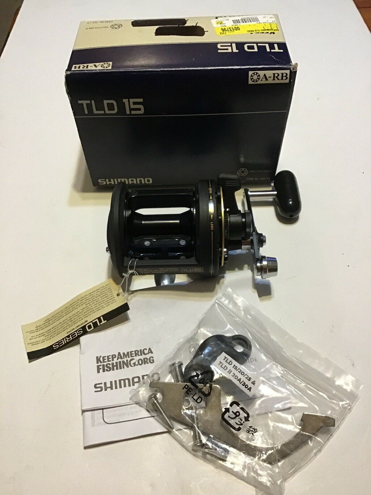 SHIMANO  TLD 15  Lever Drag Reel  high-quality merchandise and convenient, honest service