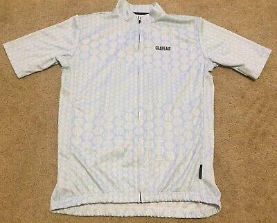 amazon look out for best quality CHAPEAU! Chapeau Cycle Club Bike Cycling Jersey Shirt Top Base Layer Men's  Sz L | eBay