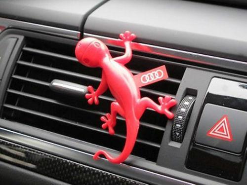 Audi Duftgecko Blumiger Autoduft Lufterfrischer Duft Gecko 000087009B