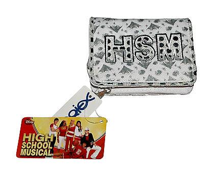 Disney High School Musical Bambina Portafoglio Sezione Cerniera Tasche 11 Cm X 9 Prezzo Di Liquidazione