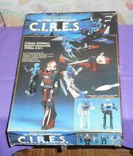 vintage INTER-CHANGEABLES C.I.R.E.S. EMPTY BOX and plastic insert tray only