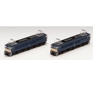 Tomix 98031 Locomotive électrique Ef63 (première / deuxième édition) Set de 2 trains - N