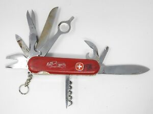 Wenger Swiss Army Knife Motorist Rare