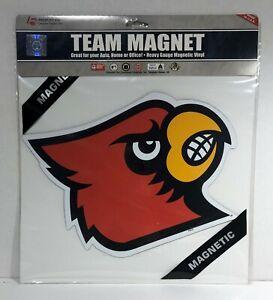 LOUISVILLE-University-Cardinals-NCAA-College-10-034-x-12-034-Team-LARGE-Logo-Magnet