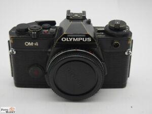Olympus-OM-4-SLR-Kamera-body-Spiegelreflex-OM-System-analog-om4