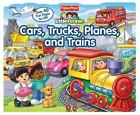 Lift-The-Flap: Cars, Trucks, Planes, and Trains by Nancy L. Rindone (2011, Board Book)