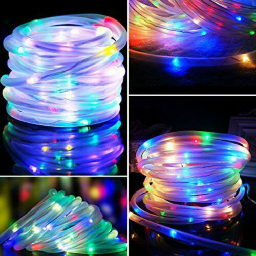 Solar LED Night Light Outdoor Landscape LED String lights Twinkle Outdoor Fairy