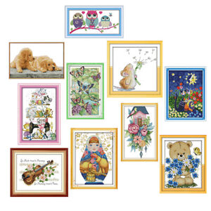 Hand Embroidery Kits Cross Stitch Kits Dimensions Cross Stitch Kit