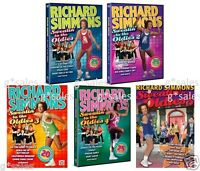 Sweatin' Sweating To The Oldies Complete Collection Vol 1-5 5-disc Dvd Set