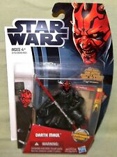 "Star Wars DARTH MAUL MH05 2012 Movie Heroes Phantom Menace 3.75"" Action Figure"