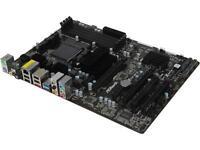 Asrock 970 Extreme3 R2.0 Am3+/am3 Amd 970 Sata 6gb/s Usb 3.0 Atx Amd Motherboard
