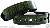Psi Bands Block Party Pair Of Wrist Bands Nausea Motion Sickness Relief Wa40669